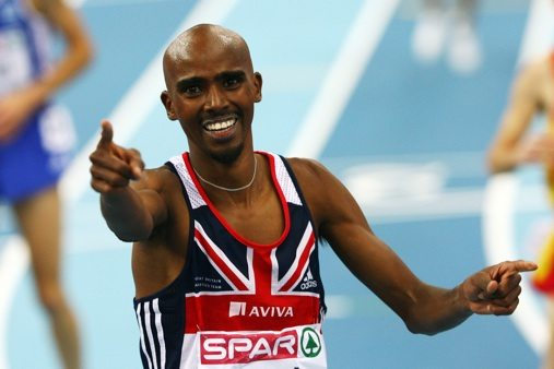 Photo of Farah to focus on 10,000m at London Olympics