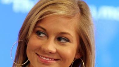 Photo of Left knee injury forces Shawn Johnson to retire