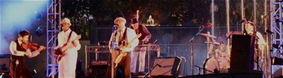Grand Performances LA:  Breakestra and Bibi Tanga & The Selenites 10