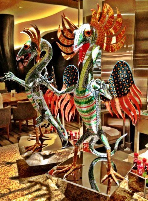 $17,000,000 Bacchanal Buffet Delights And Surprises at Caesars Palace Las Vegas 5