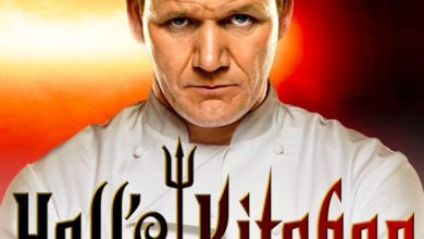 Photo of Winner of Hell's Kitchen Christina Wilson Interviewed at Gordon Ramsay Steak Las Vegas