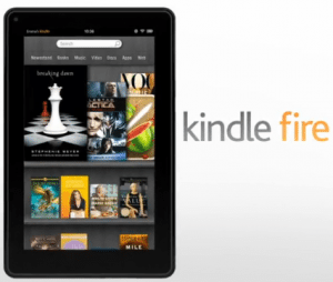 Latest Technology Reviews: Amazon Kindle Fire 1