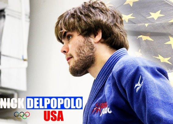 Olympic Profile Update - Nick Delpopolo 1