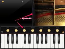 Exclusive First Look - IK Multimedia iGrand Piano for iPad 1