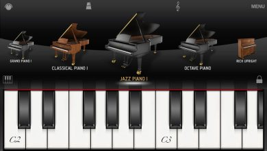 Photo of New App – iGrand Piano for iPhone/iPod touch