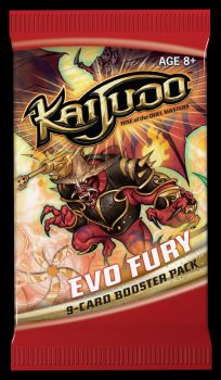 Exclusive - First Kaijudo Expansion set 2