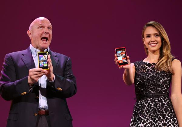 The New Windows Phone 8: Jessica Likes It - Do You? 2