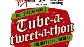 What's Trending and Virgin Mobile Present The Tube-A-Tweet-A-Thon Holiday Spectacular 5