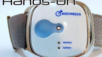 Hands-On: BodyMedia Link and BodyMedia FIT 2