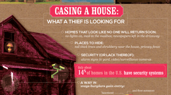 Keep Your Home Safe From Burglars [Infographic] 3