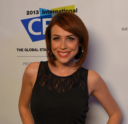Photo of Shira Lazar – IAWTV Awards 2013 Red Carpet