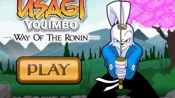 Hands On: Usagi Yojimbo app 2