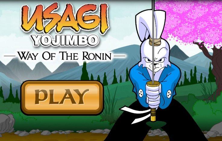 Hands On: Usagi Yojimbo app 1