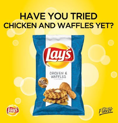 Photo of Lay's Chicken and Waffles Chips [video review]