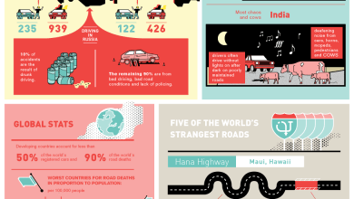 Photo of Drive at Your Own Risk [Infographic]