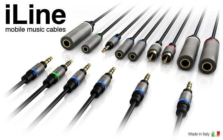 HandsOn: iLine™ Mobile Music Cable Kit 1