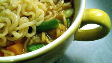 Photo of 5 Simple Recipes for Ramen Noodles