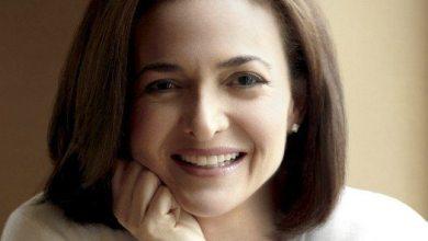 Photo of Sheryl Sandberg – Lean In