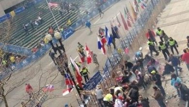 Photo of Updated: Bombs Rock Boston Marathon