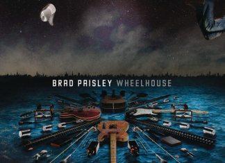 Brad Paisley Wheelhouse CD Cover