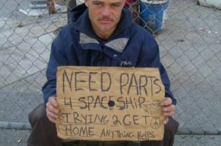 John Scott homeless article