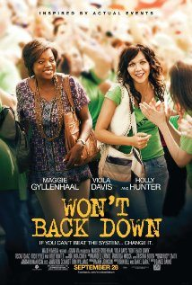 Review: Won't Back Down 1