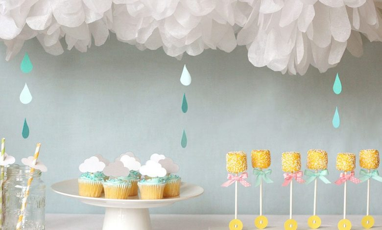 Photo of 5 Unique Ideas for Your First Baby Shower