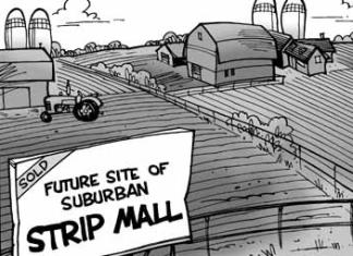The American monoculture