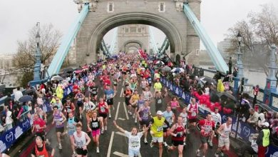 Photo of Training for the London Marathon