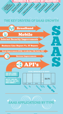 Photo of SaaS as the Primary Cloud Investment [Infographic]