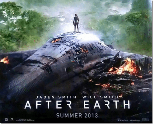 Night at the Movies with Eric: After Earth 1