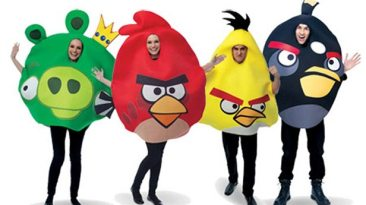 The Most Popular Halloween Costumes in Recent Years 9
