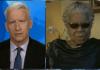 Anderson Cooper - Maya Angelou