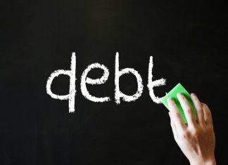 erase debt