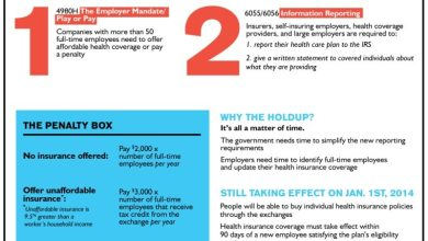 Photo of Obamacare Delays: Do Americans Understand? [Infographic]