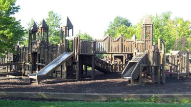 Photo of The Dirtiest Spots in the Playground