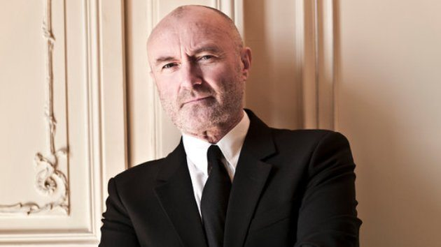 Photo of Phil Collins Performs With Son's Middle School Band