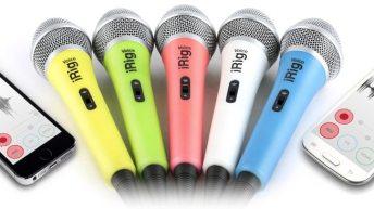 IK Multimedia Launches iRig Voice 7