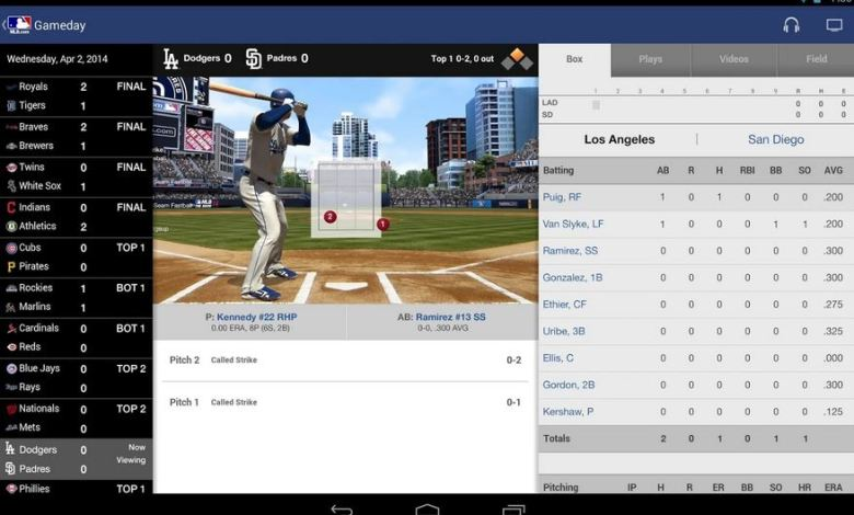 Photo of 6 Best Apps For Keeping Up With The 2014 MLB Season