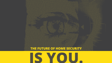 Photo of Home Security Of The Future [Infographic]