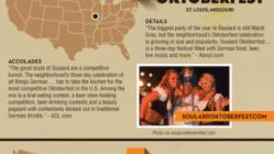 Best Oktoberfests In America [Infographic] 9