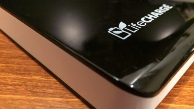 Photo of Hands on: LifeCHARGE Juicypack LCD 10400