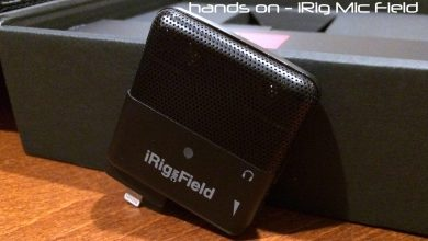 Photo of Hands On: iRig Mic Field