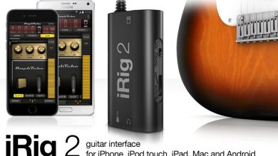 Photo of IK Multimedia announces iRig 2