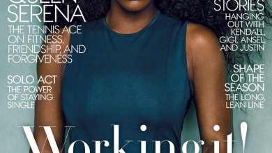 Photo of Serena Williams – Vogue Cover AND '7/11' Video