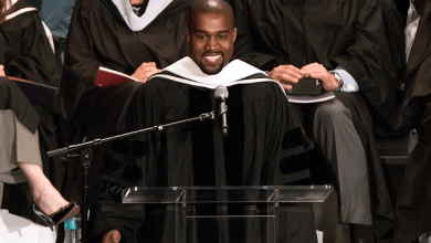 Photo of Dr. Kanye West Acceptance Speech [video]
