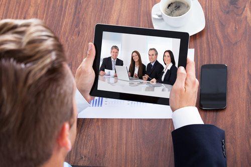 The Future of Virtual Meetings 1