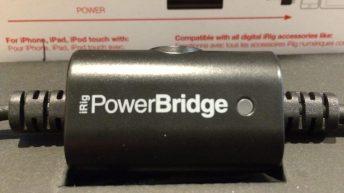Unboxing the IK Multimedia iRig PowerBridge 2