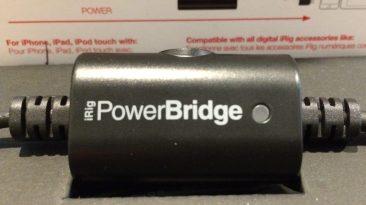 Unboxing the IK Multimedia iRig PowerBridge 3