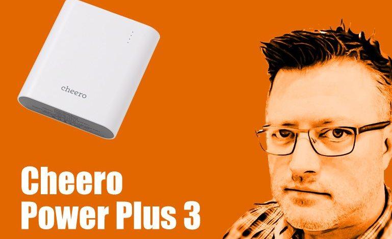 Photo of Hands On: Cheero Power Plus 3 – 13400mAh